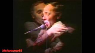 Charles Aznavour chante Comme il's disent -  1978