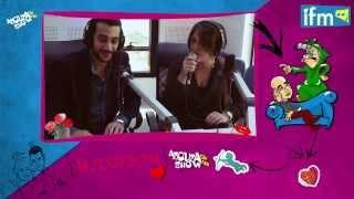 مريم وبلال في أحلى قصة حب مع معز التومي في عزوزة Show