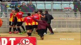 Espérance Sportive de Tunis 2-1 Club Athlétique Bizertin 01-02-2014 HD EST vs CAB