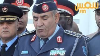 Hommage aux victimes du crash de l'vion militaire libyen
