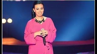 مرحلة الصوت وبس المشتركة مروة من مصر تنضم إلى فريق صابر الرباعي 2014 الحلقة الثالثة