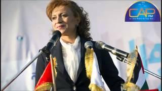 سعاد عبد الرحيم : لجنة الحقوق والحريات ستشارك في صياغة القانون الانتخابي