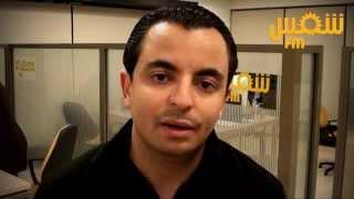 حمــزة البلومــي يتحدث عن برنامجــه الجديد بقناة التونسية