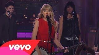 Taylor Swift - Mean (Live from New York City)
