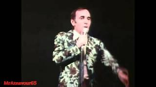 Charles Aznavour chante Désormais - 1972