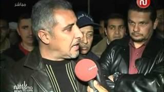 ربط مباشر من جندوبة مع الناطق الرسمي بإسم النقابة الوطنية لقوّات الأمن الداخلي شكري حمادة
