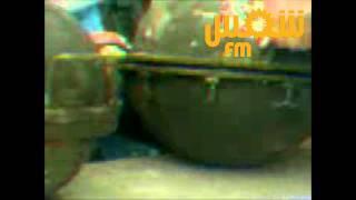 La vidéo des deux boites noires de l'avion militaire libyen