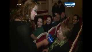 كلام الناس الحلقة 21 - 09-04-2014  :حنان شقراني في حفل تكريم السيدة نعمة