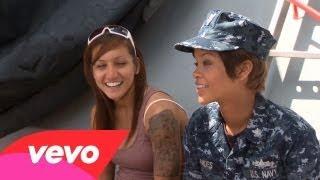 Rihanna - Battleship: Getting In Character