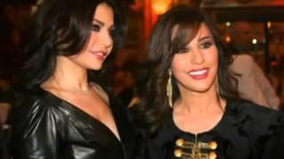 نجوى كرم ترد على اتهام هيفاء وهبى haifa wahbe 2013