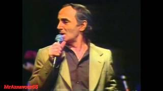 Charles Aznavour Ils sont tombés  - 1978
