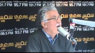 موقف حمة الهمامي من زيارة وفد من نواب التأسيسي لوزير الداخلية