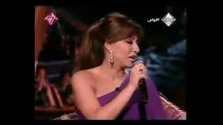 najwa karam 2010ليالى السمر الحلقة كاملة  نجوى كرم