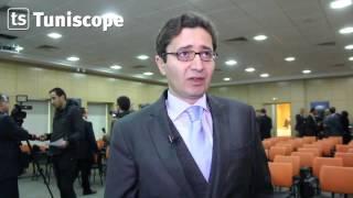 M. Fadhel Abdelkefi - Président du conseil d'administration de la BVMT - 280114