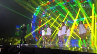 PSY_0826_SBS Inkigayo_GANGNAM STYLE (강남스타일)
