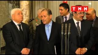 قصر الرئاسة بقرطاج: الرؤساء الثلاثة يشرفون على اجتماع المجلس الوطني للأمن