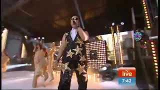 PSY - Performs on 'Sunrise'