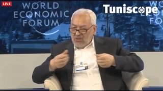 Intervention de Rached Ghannouchi - 24 janvier 2014