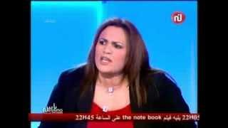 ألفة عياري : اليوم في تونس عندنا رئيس دولة قاعد كان يحسب في الموتى