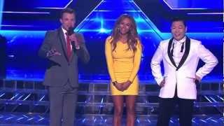 PSY - Performs on 'The X-Factor Australia'