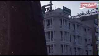 Un homme menace de se jeter de l'horloge de l'Avenue Habib Bourguiba