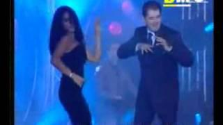 Haifa Wahbe Belly Dance Arabic Musicهيفاء وهبي ترقص في اغنية لراغب علامة