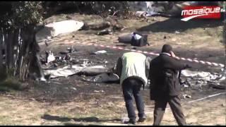 تفاصيل سقوط الطائرة الليبيّة في قرمبالية