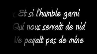La Bohème- Charles Aznavour // Paroles