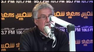 """حمة الهمامي: """"لم أحسم بعد قرار ترشحي لرئاسة الجمهورية"""""""
