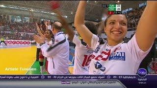 [Handball CAN 2014 / Dames] Tunisie 23-20 RD Congo La Tunisie Championne d'Afrique