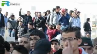 مكافحة الارهاب بالجمهور في تونس