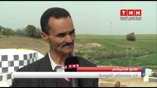 منطقة العروسة من ولاية سليانة جمعية مرحمة تنقذ 130 عائلة من العطش