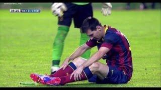 Lionel Messi vs Rayo Vallecano (21/9/2013) -INDIVIDUAL HIGHLIGHTS-