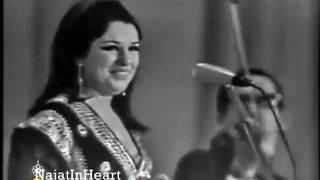 Najat Al Saghira ~نجاة الصغيرة ~ ساعة مابشوفك جنبي