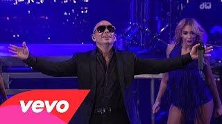 Pitbull - Don't Stop the Party (Live On Letterman)
