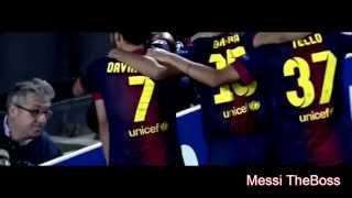 FC Barcelona● All Goals of Season 2012-2013 ||HD|| (with commentary)
