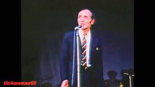 Charles Aznavour chante Il faut savoir -  1968