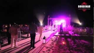 Troupe BOUDINAR, Soirée Amina Fakhet - Regency 2012 حفل أمينة فاخت - تونس