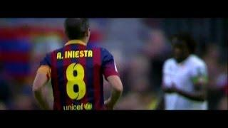 Andres Iniesta vs Granada HD 720p (23/11/2013) -INDIVIDUAL HIGHLIGHTS-