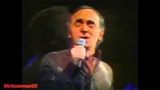 Charles Aznavour chante  Dieu  - 1978